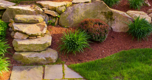 Buy Landscaping Mulch At Bulk Mulch Prices Georgia