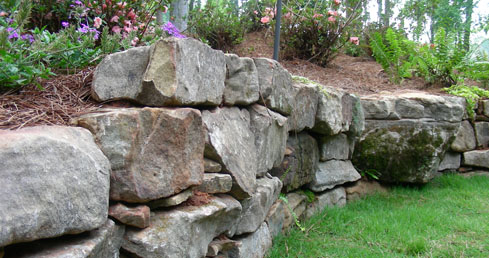 Friendly customer service and fast delivery of Landscaping Boulders! - Boulders Landscaping Rocks Georgia Landscape Supply