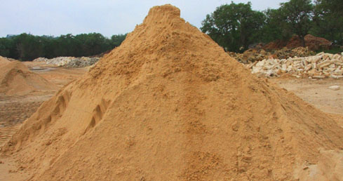 Buy Sand At Bulk Sand Prices Georgia Landscape Supply