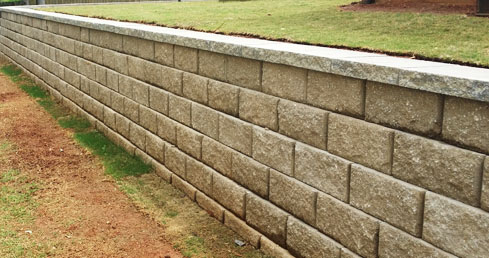 Retaining Wall Block Landscape Blocks Georgia