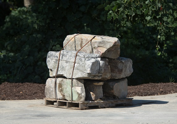 Large Stackable Wall Boulders---$190 per ton - Boulders Landscaping Rocks Georgia Landscape Supply