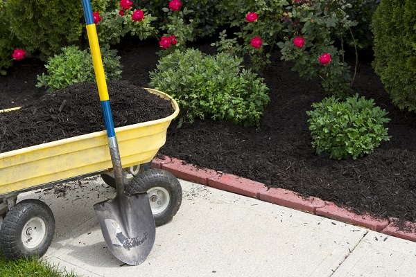 Calculate Bark Mulch Coverage For Garden Beds