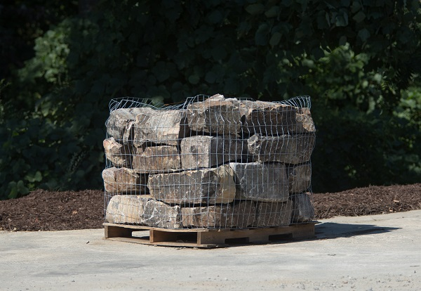 Small Stackable Wall Boulders---$190 per ton - Boulders Landscaping Rocks Georgia Landscape Supply