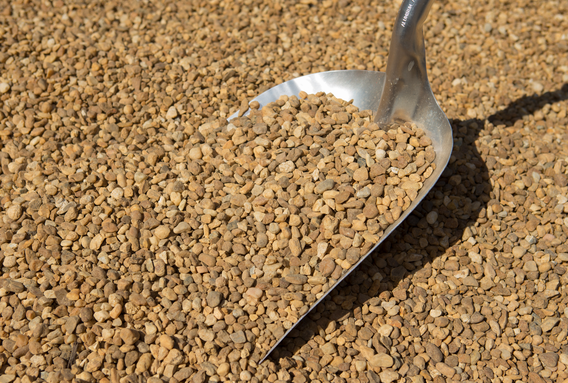 Buy Gravel At Bulk Gravel Prices Georgia Landscape Supply