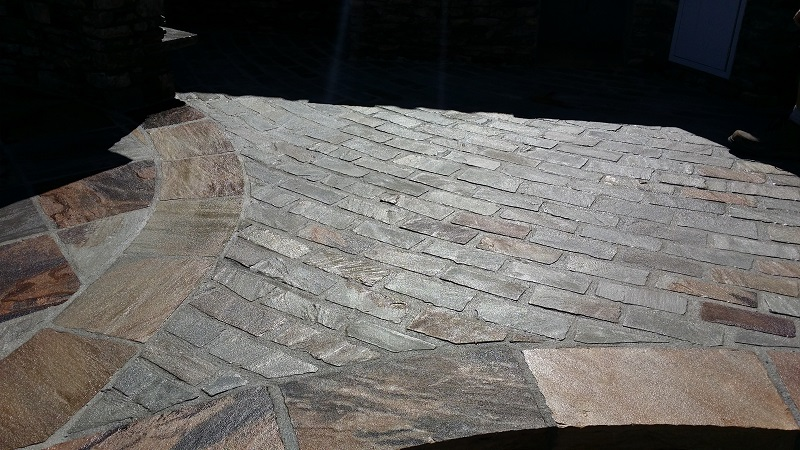 Flagstone Cobblestones Georgia Landscape Supply